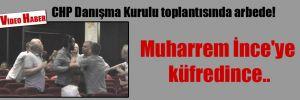 CHP Danışma Kurulu toplantısında arbede!