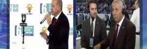 Arınç'tan Erdoğan'a açık sitem: Bir karede bile yer almadık!