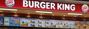Brezilyalı Burger King'e ABD protestosu!