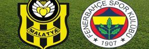 Evkur Yeni Malatyaspor Fenerbahçe: 1-0