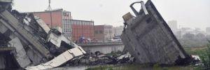 İtalya'da otoyol köprüsü çöktü: En az 11 ölü