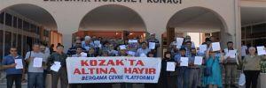 'Kozak'tan ellerini çekinceye kadar mücadele edeceğiz'