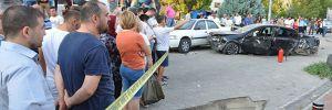Manisa'daki kazada annesinden sonra kızı da hayatını kaybetti