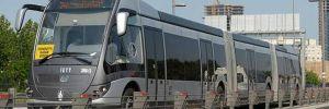 Sefkaköy'de metrobüs arızası!