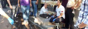 Ankara'da silahlı saldırı: 8 yaralı