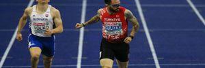 Ramil Guliyev'den şampiyona rekoru