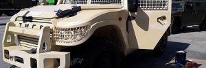 Rusya'dan Orta Doğu bölgesi için yeni araç