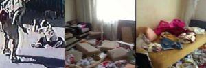 Şiddet gören minik kızın annesiyle çöp evde yaşadığı ortaya çıktı