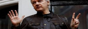 Assange'dan çarpıcı iddia: Özgürlüğün sonu geldi