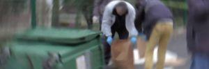 İstanbul'da çöp kenarında yeni doğmuş bebek cesedi bulundu