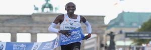 Berlin Maratonu'nda dünya rekoru kırıldı