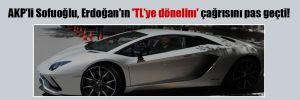 AKP'li Sofuoğlu, Erdoğan'ın 'TL'ye dönelim' çağrısını pas geçti!