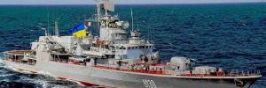 Ukrayna savaş gemileri Rus sularına doğru gidiyor