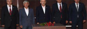 Kılıçdaroğlu'nun, 'Celal Bayar'ın mezarını ziyaret' sebebini anlayan var mı?