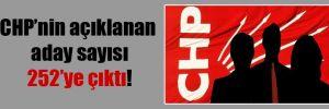 CHP'nin açıklanan aday sayısı 252'ye çıktı!
