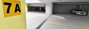 AVM otoparkında kaza geçiren araç sahipleri için örnek karar