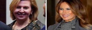 Melania Trump'ın uçakta kavga ettiği yetkili görevinden ayrıldı