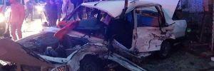 Eskişehir'de trafik kazası: 2 ölü, 5 yaralı