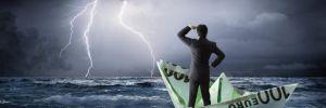 IMF: Global ekonomi üzerinde fırtına bulutları birikiyor