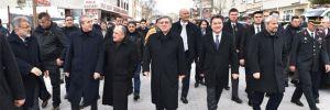 Abdullah Gül, AKP'nin kurucu isimleri ile bir araya geldi