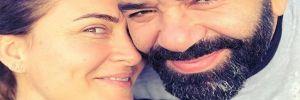 Ceyda Düvenci ve Bülent Şakrak evlilik yıldönümünü kutladı