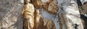 1600 yıllık tarihi eser Isparta'da bulundu
