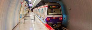 Bir kişi raylara düştü! Metro seferleri durdu