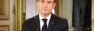 Macron: Erdoğan'a NATO müttefiklerinin ortak stratejileri netleştirmesi gerektiğini tekrar belirttim