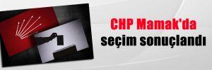 CHP Mamak'da seçim sonuçlandı