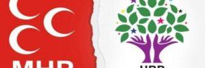MHP'den ihraç edildi, HDP'den adaylığını koydu!