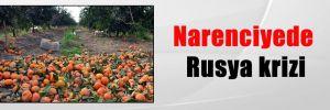 Narenciyede Rusya krizi