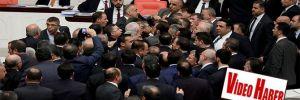 TBMM Genel Kurulu'nda bütçe görüşmeleri sırasında kavga çıktı