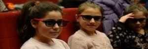 Ankaralı çocukların yüzleri tiyatro ve sinema ile gülecek