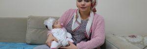 Doktorun ihmali bebeği ayağından ediyordu