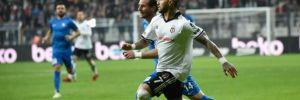 Beşiktaş'a evinde şok kayıp! 2 gol, 1 kırmızı kart