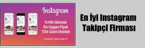 En İyi Instagram Takipçi Firması