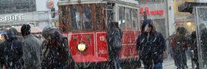 Baharda kar sürprizi! Soğuklar tüm yurda yayılacak…