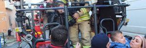 Maltepe'de yangın! Mahsur kalanlar böyle kurtarıldı