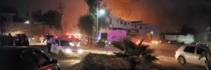Meksika'da akaryakıt borusu patladı: 20 ölü, onlarca yaralı