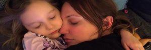 Meryem Uzerli'den kızıyla duygusal paylaşım