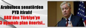 Arabulucu senatörden PYD itirafı! ABD'den Türkiye'ye 3 aşamalı plan önerisi…
