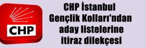 CHP İstanbul Gençlik Kolları'ndan aday listelerine itiraz dilekçesi