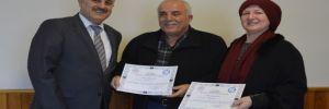 Edirne'de 'Evde Sağlık Okulu' açıldı