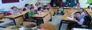 Öğrencilere 'Çorba günü etkinliği'