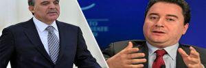 'Ali Babacan yeni parti için harekete geçti'