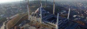 Çamlıca Camii'ni de yapan şirket iflas etti