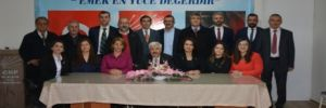 CHP Menemen'e yeni başkan atandı