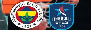 34. Erkekler Türkiye Kupası Fenerbahçe Beko'nun