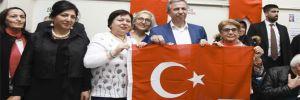 Mansur Yavaş vatandaşlarla buluşmaya devam ediyor