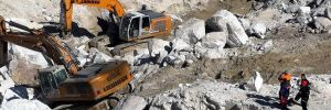 Milas'ta üç işçinin öldüğü maden faciasında, 3 şüpheli tutuklandı